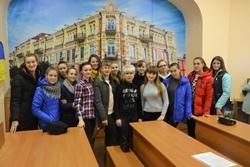 Похід до музею УДПУ
